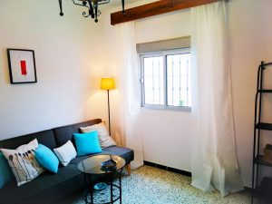 Apartment mit Dachterrasse in Conil