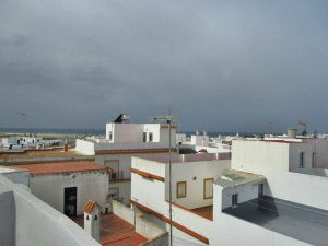 Apartment in Conil mit Meerblickdachterrasse